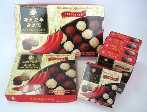 Coklat Rasa Garam, Cuka, dan Kimchi, Tertarik Mencoba?