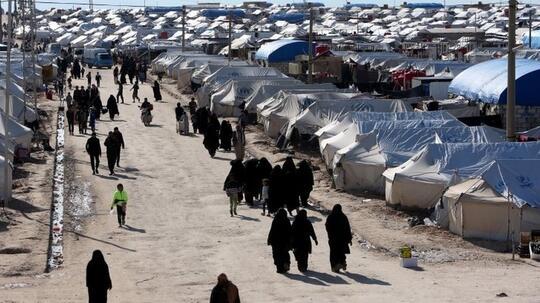 Wanita Hamil Pejuang ISIS Asal Indonesia Ditemukan Tewas di Kamp Suriah