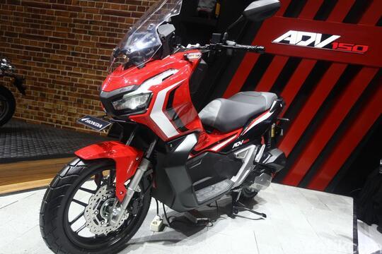 Honda X-ADV 3W, Wujud Honda ADV Beroda 3