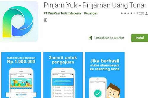 Top 7 Pinjaman Online Terpercaya Dan Cepat Cair Kaskus
