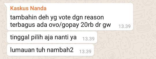 [Polling] Pemilihan Enthusiast SFTH - Yukk Memilih!!