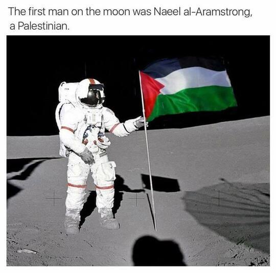 Proses Neil Armstrong Jadi Mualaf