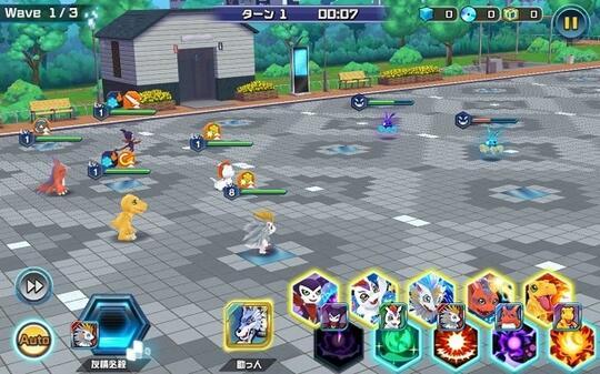 Digimon ReArise Buka Tahap Pre-Register