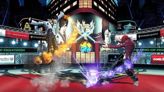 The King Of Fighters XV Resmi Diumumkan