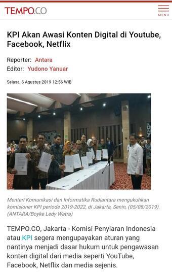Pak Jokowi Ini lho lembaga yang tidak ada manfaatnya boleh di bubarkan.