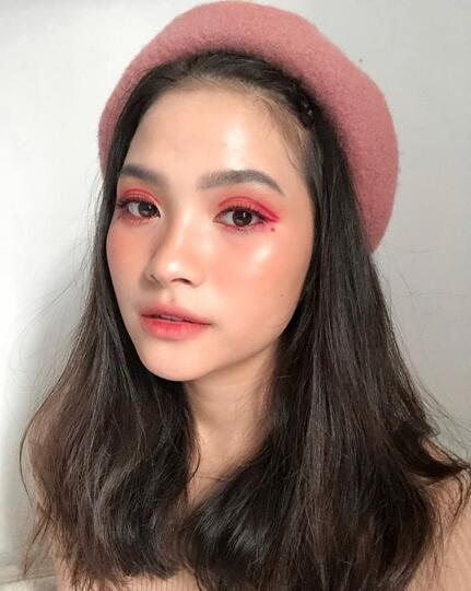 Suka Eksperimen Riasan Mata? Contoh Riasan Mata Unik ala Beauty Influencer Aja!
