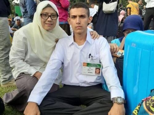 Sang Ibu:Enzo Ingin Jadi TNI karena Terkesan Cerita Kakeknya soal Sejarah Perang