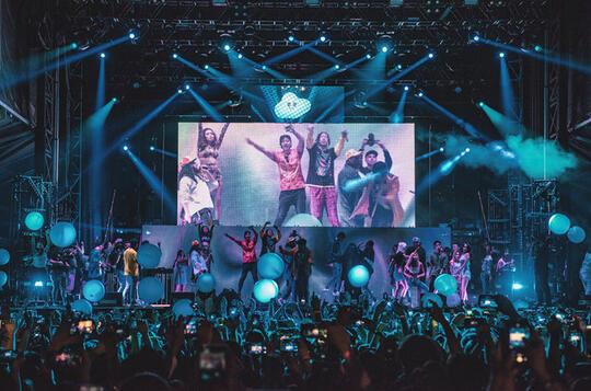 Festival Musik di Los Angeles Saat Musim Panas, No 4 Bakal Ada Orang Indonesia!