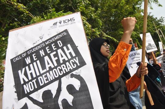 Pertanyaan Anak TK yang Sulit Dijawab Hizbut Tahrir Ini Menunjukkan Siapa HT