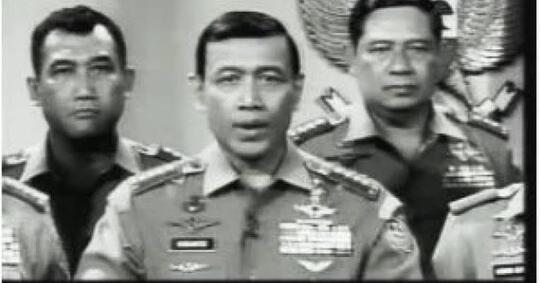 Kivlan Tuntut Wiranto Ganti Rugi Rp 1 Triliun soal Gugatan Pam Swakarsa