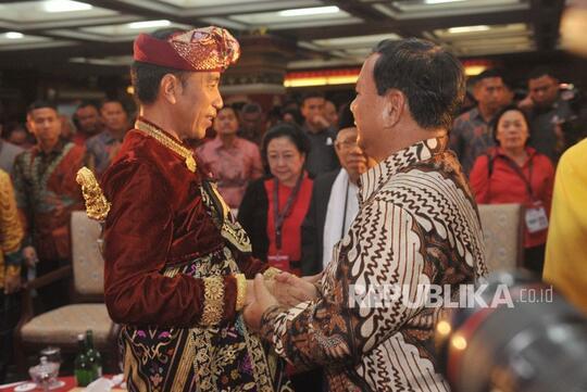 Gerindra: Konsep Kami tak Beda dengan yang Dipikirkan Jokowi