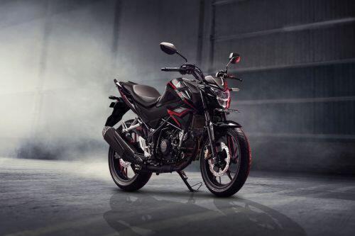 Honda CB150R StreetFire Dapat Pembaharuan