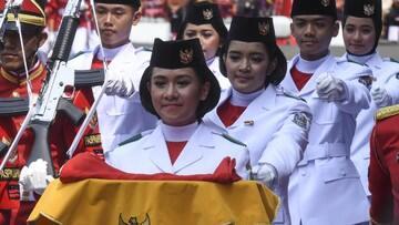 Pemerintah Pastikan Paskibraka Putri Tetap Kenakan Rok
