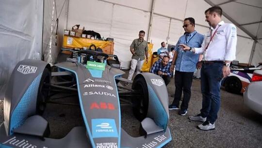 Anggaran Formula E DKI Jakarta Rp360 Miliar, FITRA: Tidak Wajar