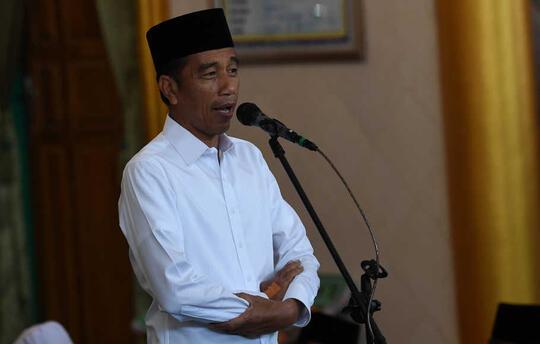 Tidak Ada Kubu 02 di Kabinet Jokowi
