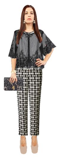 Mix & Match Kebaya Modern dengan Celana Batik Bikin Tampilanmu Semakin Kece!