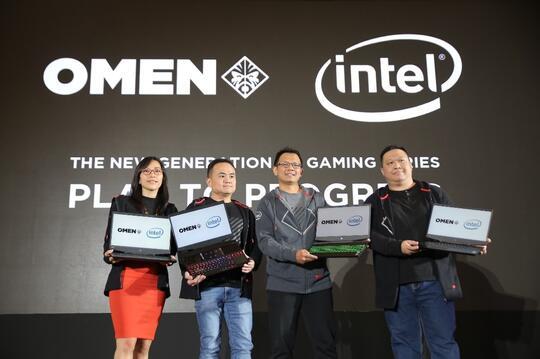 Gokil! Ngeluncurin 3 Laptop Gaming Baru, HP Lanjut Gelar OMEN Challenger Series 2019