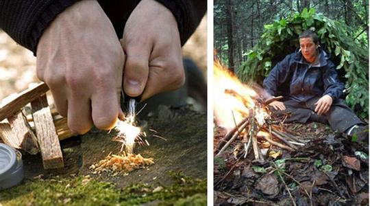Survival Kit Yang Wajib Kamu Miliki Jika Ingin Pergi Ke Alam Bebas