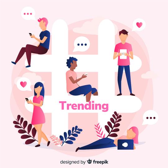 Trending & Viral? Harus tau perbedaannya!