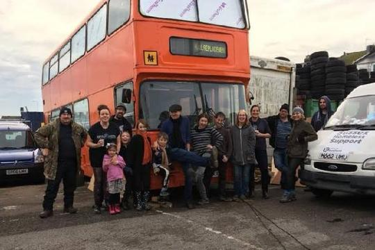 Wih di Inggris Bus Terbengkalai di Jadiin Rumah!, Ini dia Solusi untuk Transjakarta