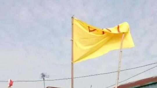 Pria Kibarkan Bendera Bertulisan PKI, Apa Yang Harus Dilakukan?