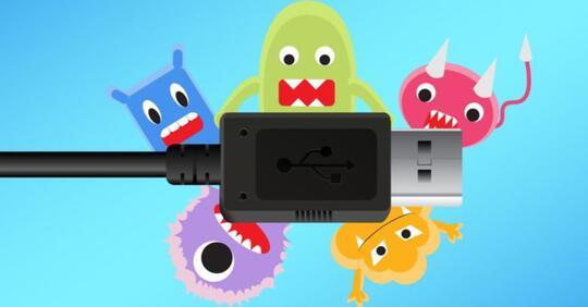 Cuma pake kabel USB orang bisa ngehack smartphone kita?