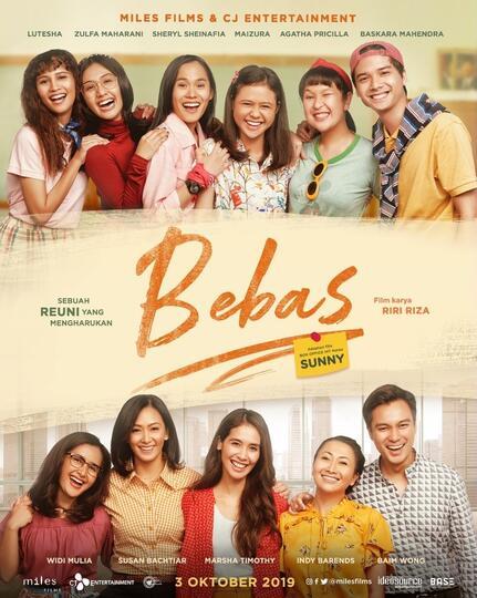 #ReuniDiBioskop Sambil Nonton Film Bebas Mulai 3 Oktober 2019!