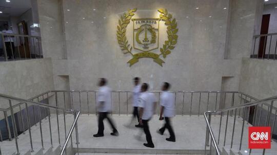 DKI Sepakat Kucurkan Anggaran Pin Emas Anggota DPRD Rp1,3 M