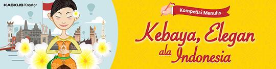 Kebaya, Icon Fashion Modern Wanita Indonesia