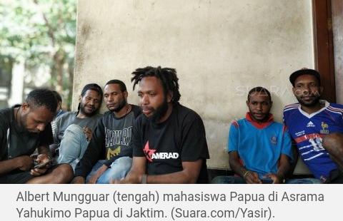 Kisah Mahasiswa Papua di Jakarta: Kami Naik Angkot, Orang Tutup Hidung