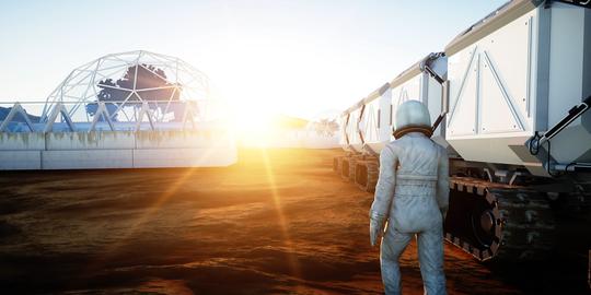 Di Tempat Ini, Kalian Bisa Ngerasain Tinggal di Mars Tanpa Harus Meninggalkan Bumi