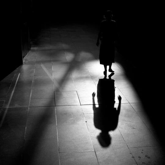 Suara Tawa Anak Kecil Di Lorong Kampus