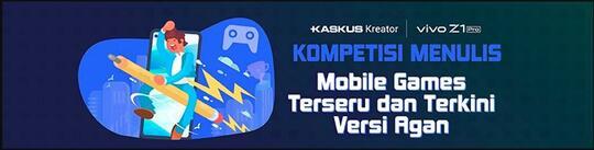 Mobile Game Versi Emak-Emak