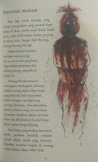 Review Buku Astral Fenomenal : Kisah Tanah Jawa Jagad Lelembut