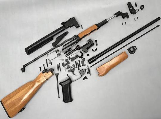 Kisah Pencipta Senapan Serbu AK-47