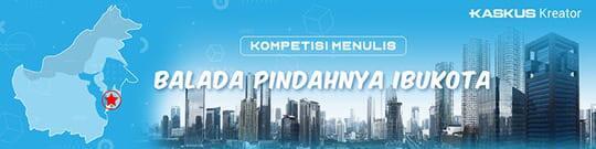 Pemindahan Ibu Kota Dan Kegiatan Ekonomi, Bagaimana Menurut Agan Sista?