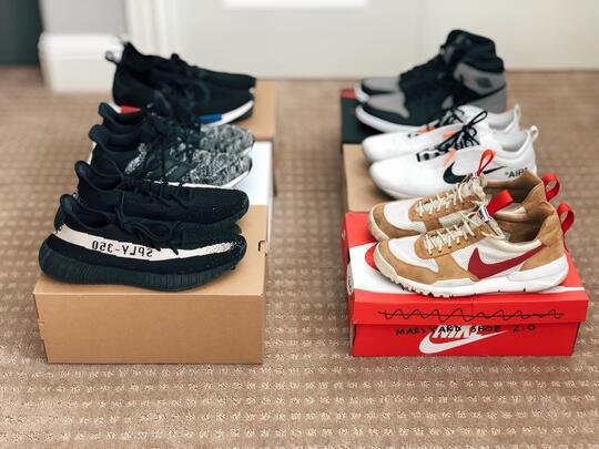 Terkuak, Harga Sebenarnya Sepatu Adidas dan Nike   Dream.co.id