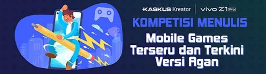 4 Mobile Games Yang Bikin Gemes