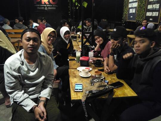 Semakin Jauh Dari Indonesia, Semakin Cinta Mengangkasa