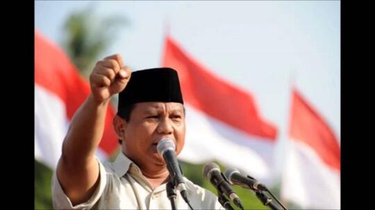 Prabowo Minta Seluruh Kekuatan Politik Bantu Presiden Jokowi Yakinkan Warga Papua
