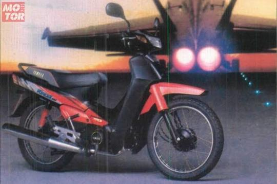 Sepeda Motor yang Ngehits Banget di Era 90an yang bikin auto ganteng