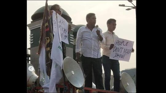 Dinilai Gagal Atasi Masalah Papua, Pendeta Simon Serukan Tolak Pelantikan Jokowi