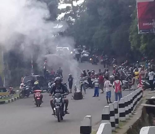 Pedemo di Papua Tak Mau Aksi Lagi karena Merasa Ditipu
