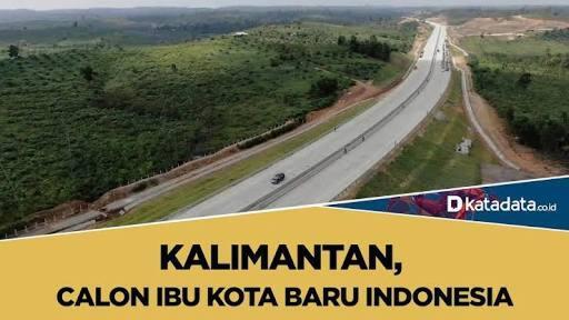Beban Jakarta Beralih ke Kalimantan