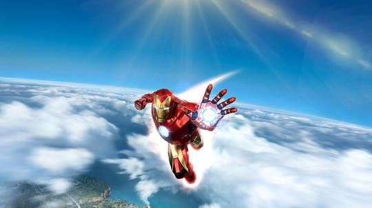 Marvel's Iron Man VR Unjuk Gigi di Battle of The Toys 2019