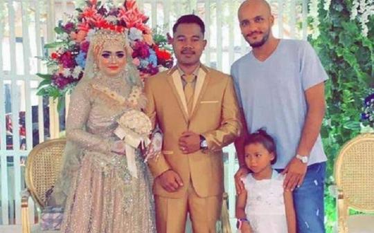 Majikan Asal Saudi Rela Hadiri Undangan Pernikahan Pembantunya di Indonesia