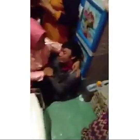 Viral Video Mantan Pacar Terobos Kamar Pengantin Wanita, Bikin Baper Menangis Kejer!