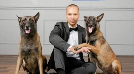 Curhat Bima Aryo Soal Anjing Sparta yang Diduga Terkam ART Hingga Tewas