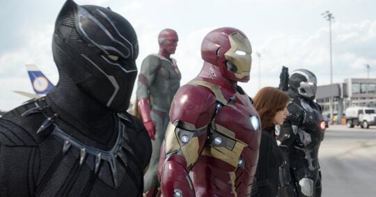 5 Film Marvel Berpendapatan Tertinggi