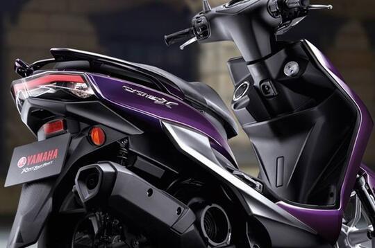 Apa Benar ini Penampakan Yamaha Mio Terbaru?